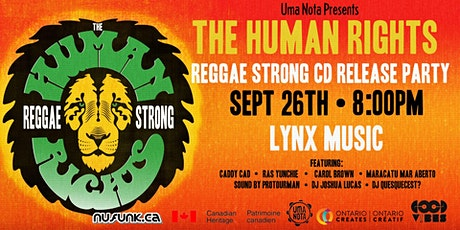 The Human Rights Reggae Strong Album Release Block Party! tickets