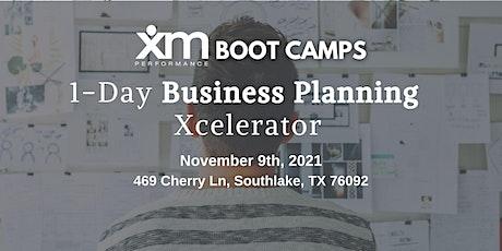 Business Planning Xcelerator - Nov 9, 2021 tickets
