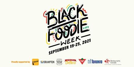 BLACK FOODIE Week 2021 tickets
