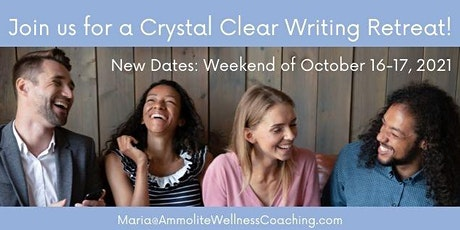 Crystal Clear Writing Retreat tickets