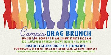 Campio Brewing Drag Brunch tickets