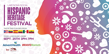 Hispanic Heritage Festival - Lake Nona Social tickets