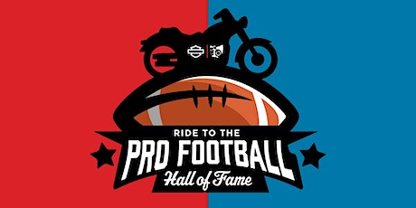 Ride to Pro Football Hall of Fame tickets