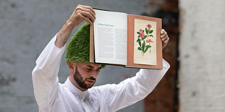 Sunday Salon: Christopher Unpezverde Núñez: A Garden in the Shape of Dreams tickets