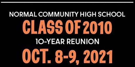 NCHS Class of 2010 10 Year High School Reunion tickets