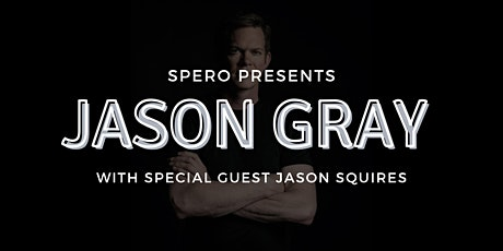 *CANCELED* Jason Gray with Special Guest Jason Squires tickets