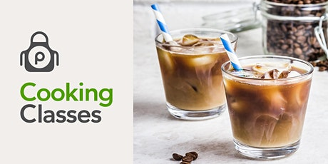 A Caffeinated Brunch - learn how to cook with caffeinated drinks tickets