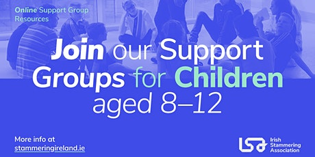 Children's Online Support Group (ages 8-12) tickets