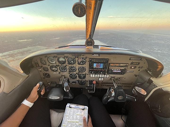 BE A PILOT CAREER SEMINAR: MERRITT ISLAND image