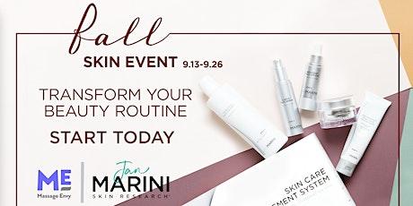 Fall Skin Event with Jan Marini tickets