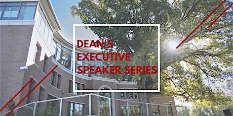 Dean's Executive Speaker Series with Bill Samuels Jr. billets