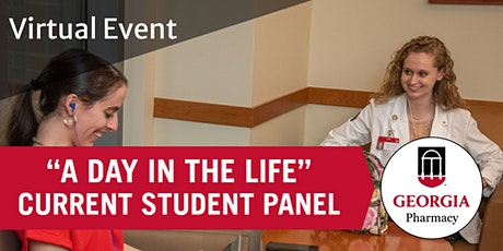"""""""A Day in the Life"""" Current Pharmacy Student Panel tickets"""
