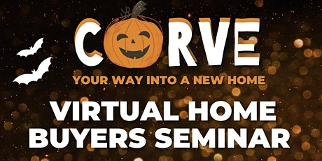 CARVE Your Way Into a New Home: Virtual Home Buyer's Seminar tickets