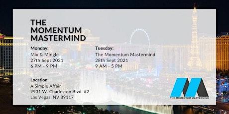 The Momentum Mastermind tickets