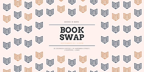 Books in Bars - Liverpool Book Swap tickets