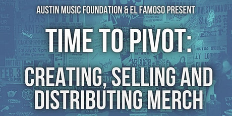 Time To Pivot: Creating, Selling and Distributing Merch tickets