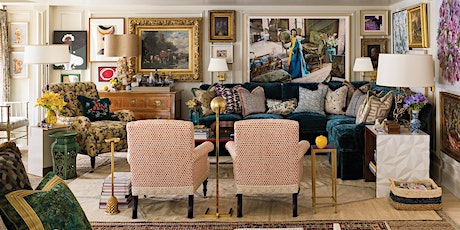 The Collector's Viewpoint: A Q&A with Interior Designer Philip Mitchell tickets