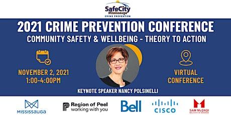 10th Annual Crime Prevention Conference tickets
