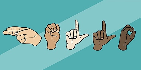 Live Streaming: Intermediate ASL (Fall Course) tickets