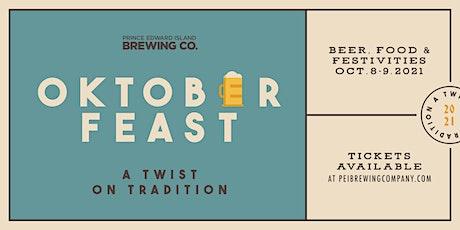 PEI Brewing Company's Okto-Beer-Feast tickets