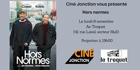 """Ciné Jonction présente """"Hors Normes"""" tickets"""