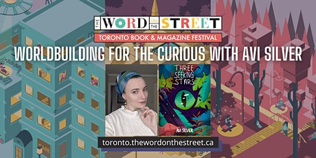 Workshop: Worldbuilding for the Curious with Avi Silver tickets