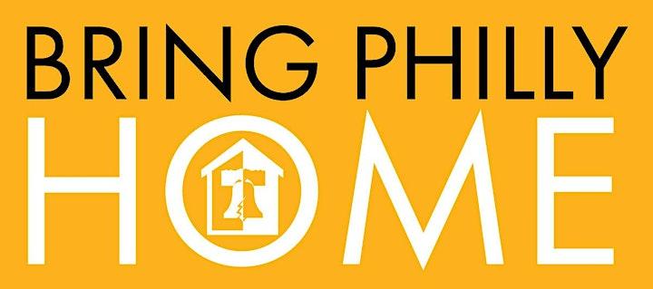 Bring Philly HOME  Celebration Livestream image