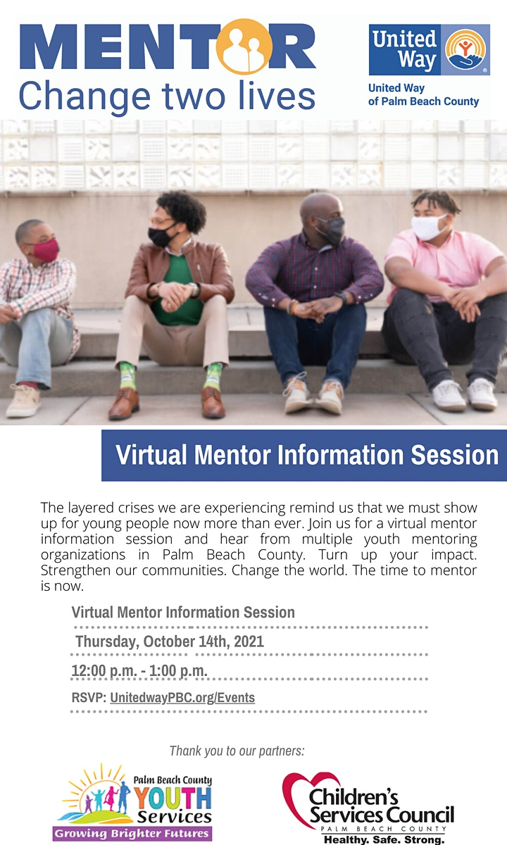 Mentor Information Session image
