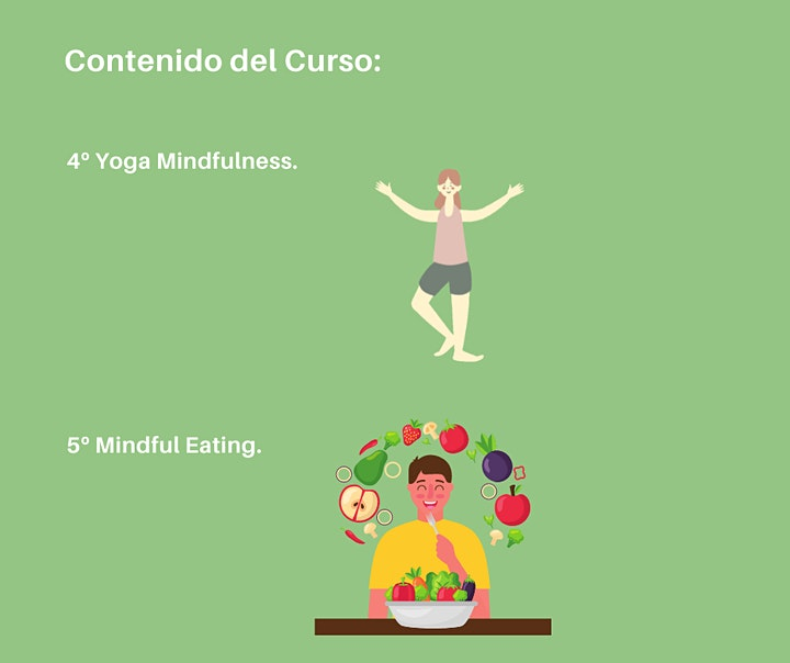 Imagen de Curso Mindfulness con Inteligencia Emocional  8 Semanas 2021