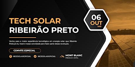 Tech Solar - Ribeirão Preto ingressos