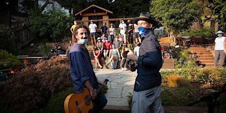 Classical Revolution Summer Concerts in Berkeley Hills: 9/24 Dos Bandoleros tickets