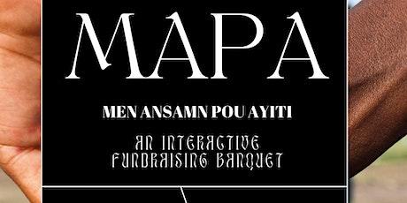 MAPA Earthquake Relief Banquet tickets