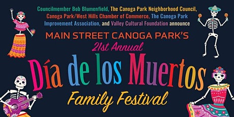 Dia De Los Muertos - Canoga Park tickets