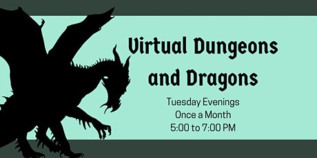 Virtual Dungeons and Dragons tickets