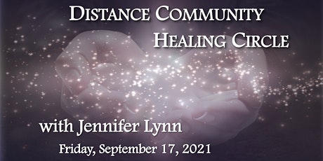 Distance Community Healing Circle tickets