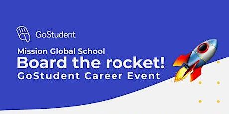 Board the Rocket - GoStudent Italia Career Event biglietti