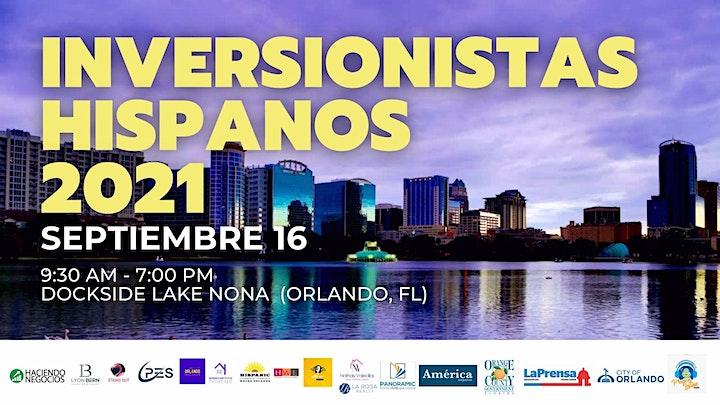 Imagen de INVERSIONISTAS HISPANOS 2021 - In LAKE NONA