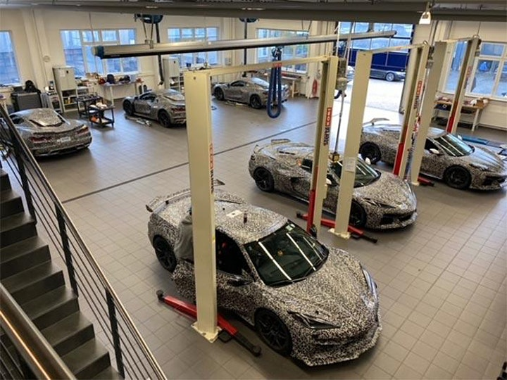 SAE Oregon Presents: Corvette - An Insider's Perspective image