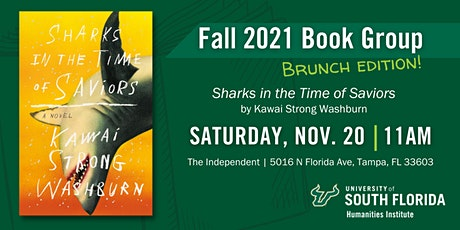 Book Group: Sharks in the Time of Saviors tickets