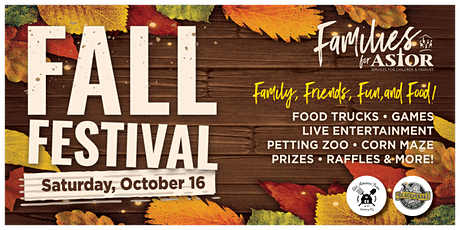 Old Adriance Farm & Families for Astor's Fall Festival tickets
