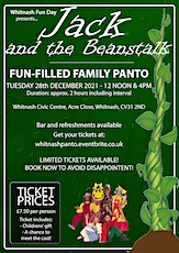 Jack and the Beanstalk 12pm Performance tickets