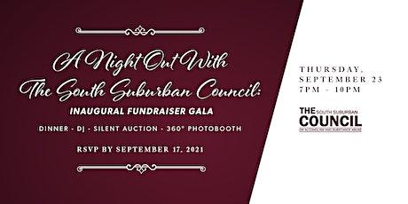 South Suburban Council Inaugural Fundraiser tickets