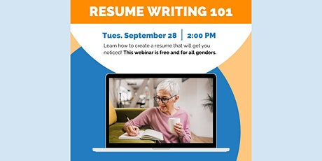 RESUME WRITING 101: Learn the top 5 do's and don'ts. tickets