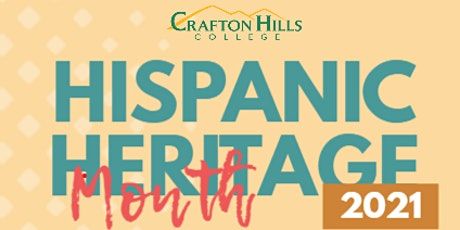 Crafton Hills College:  Hispanic Heritage Month Lunchtime Loteria tickets