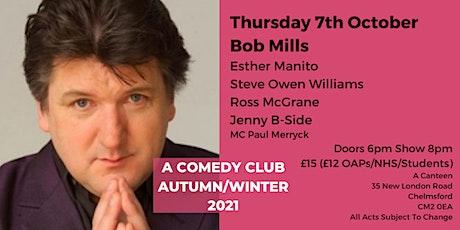 AComedy Club 7th October 2021 tickets