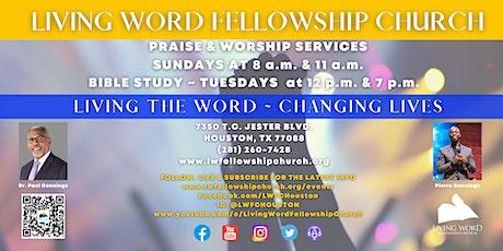Contemporary Praise & Worship Service tickets