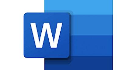 Word Basics tickets