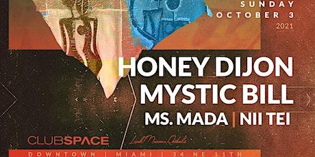 Honey Dijon & Mystic Bill @ Club Space Miami tickets