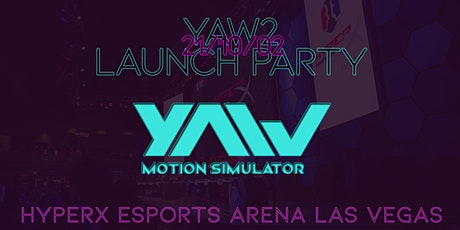Yaw2 Launch Party tickets