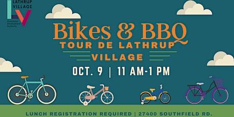 Bikes n' BBQ tickets
